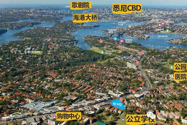 预计:中国人有600亿资金投入澳洲房市