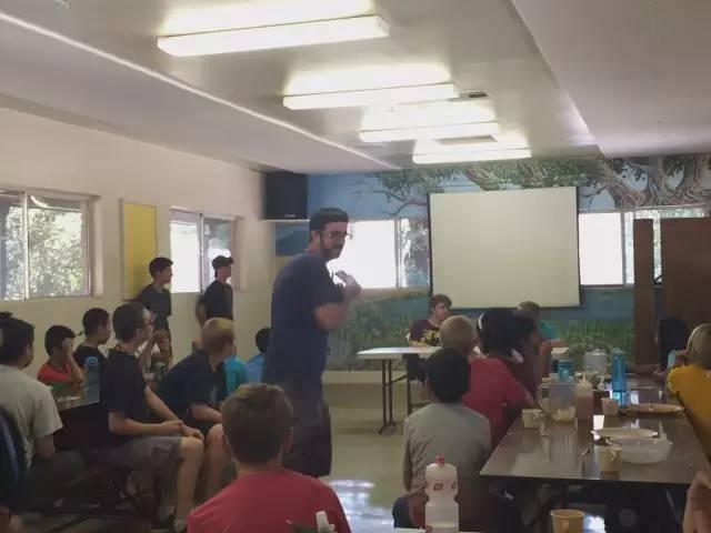 美国酷学酷玩夏令营实录:爱上野营,爱上挑战!