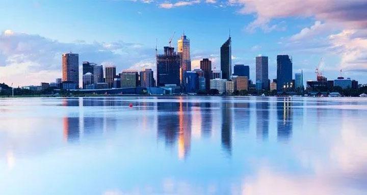 珀斯人口_澳大利亚珀斯独一无二的黑天鹅孤独之城